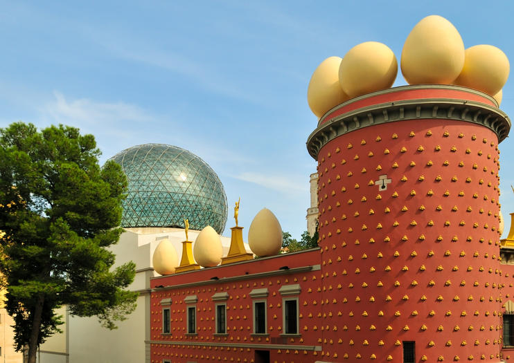 Salvador Dalí Sites in Costa Brava