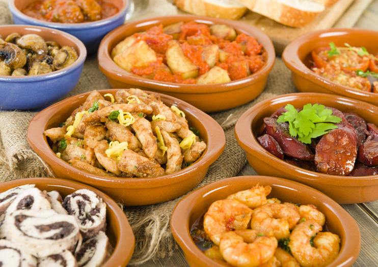 Food Lover's Guide to Granada
