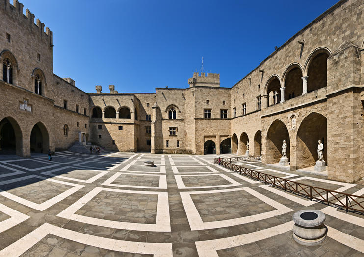 Palace of the Grand Master of the Knights of Rhodes