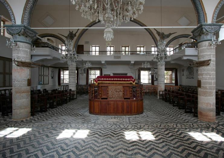 Kahal Shalom Synagogue and Rhodes Jewish Museum