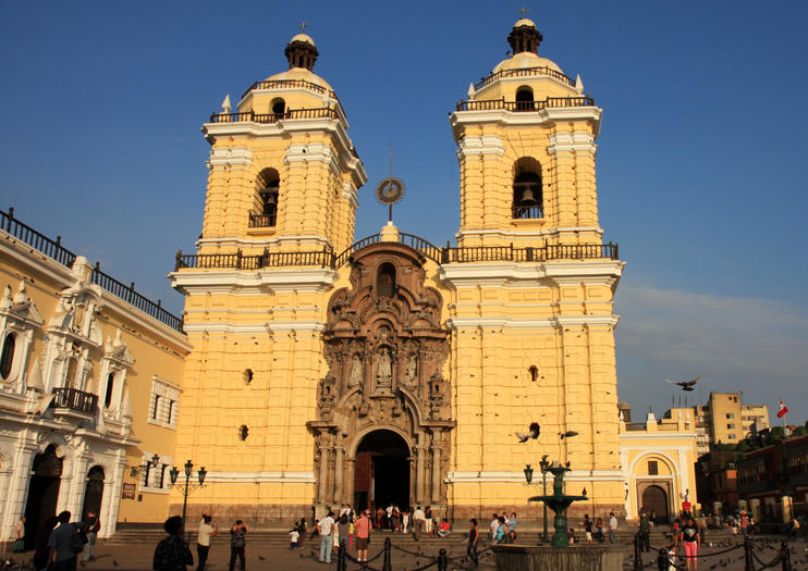 Church and Convent of Saint Francis (Iglesia y Convento de San Francisco)