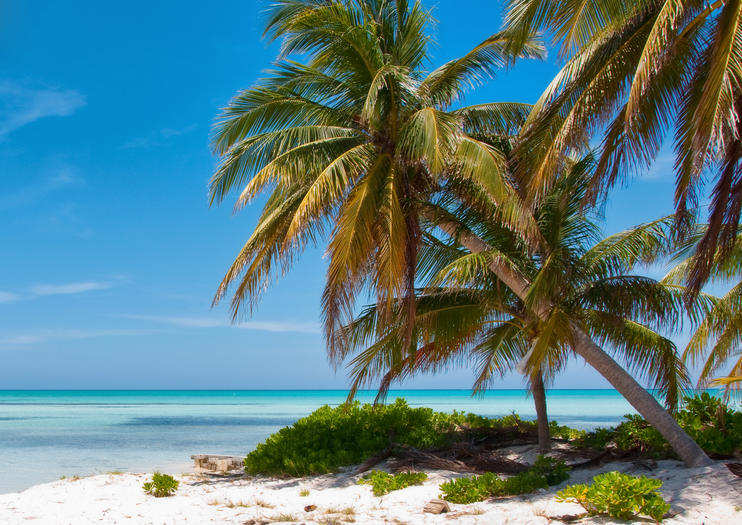A Stretch Of White Sand Bordered By Aqua Caribbean Waters Rum Point Is Welcome Departure From Grand Cayman S Busy Seven Mile Beach