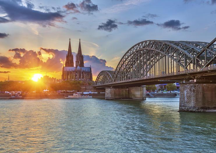 Rhine River Cruises in Cologne