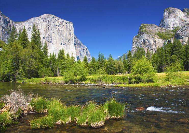 Valle de Yosemite - Parque Nacional de Yosemite