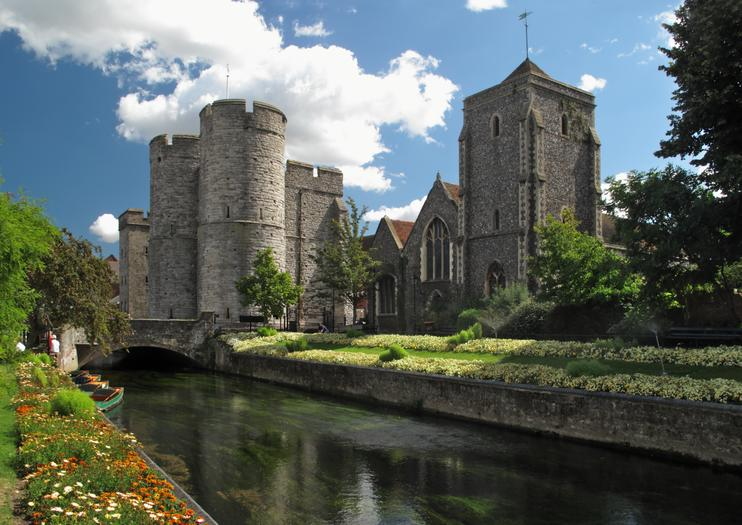 Canterbury and Dover Day Trips from London