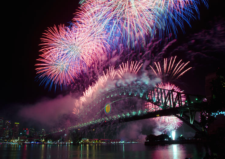 Ways to Celebrate New Year's Eve in Sydney