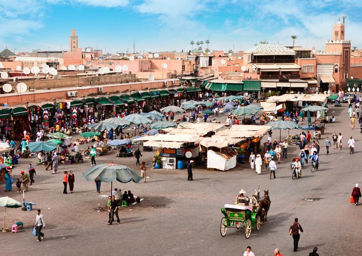 Ways to Experience Moroccan Culture in Marrakech