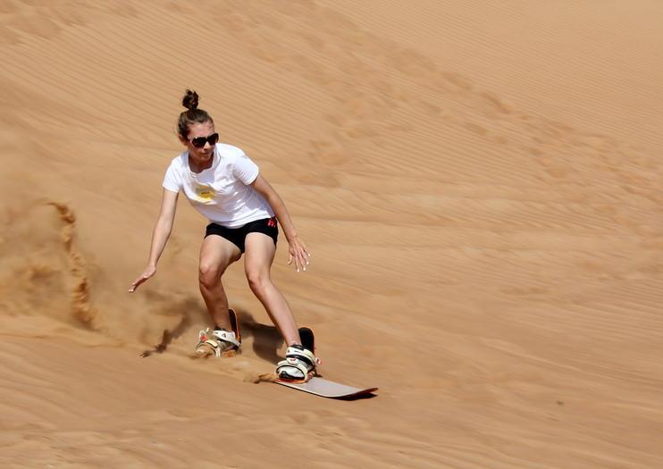 Sandboarding in the Pinnacles Desert - 2019 Travel