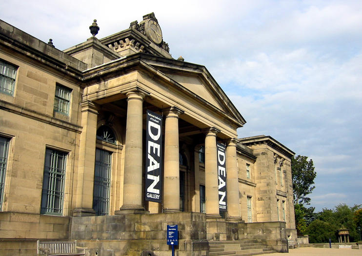 Galería Nacional Escocesa de Arte Moderno Dos (Dean Gallery)