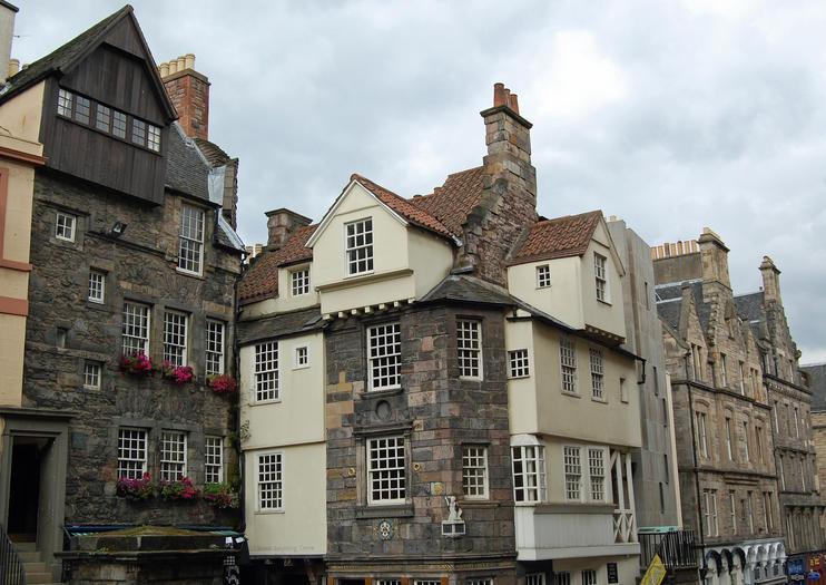 Maison-musée John Knox