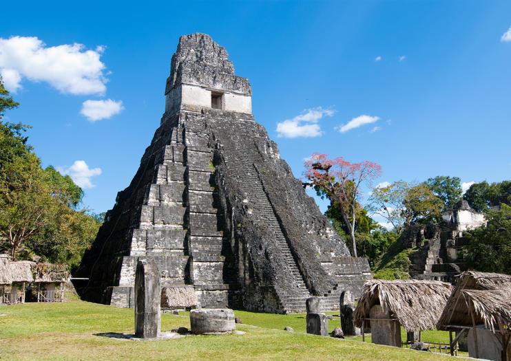 Maya Ruins in Guatemala
