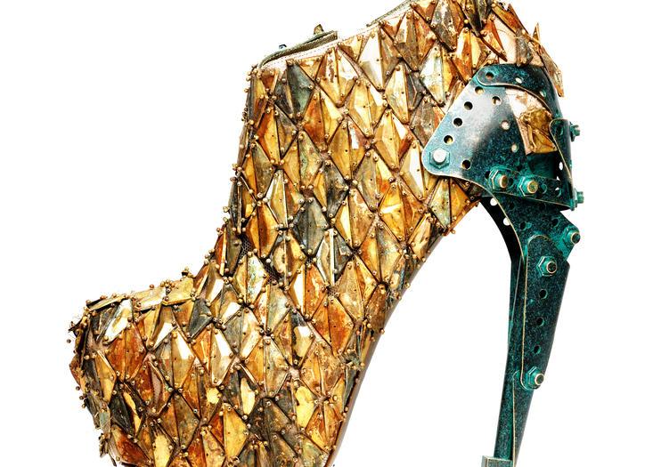 バータ靴博物館