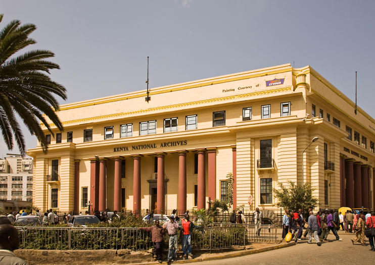 Kenya National Archives