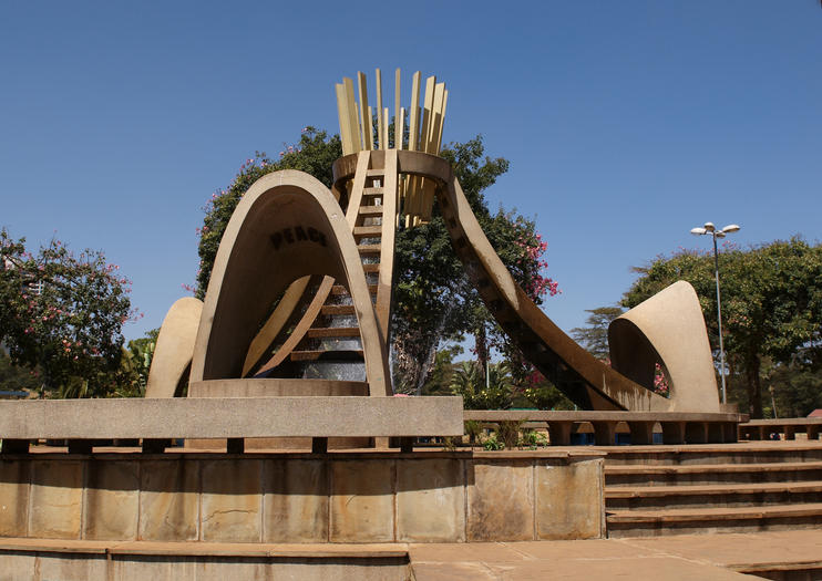 Image result for Uhuru Garden