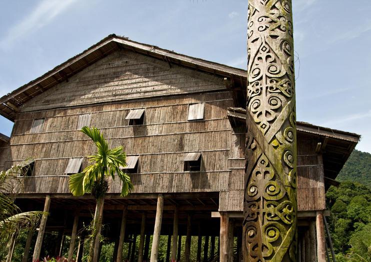 Sarawak Cultural Village (SCV)