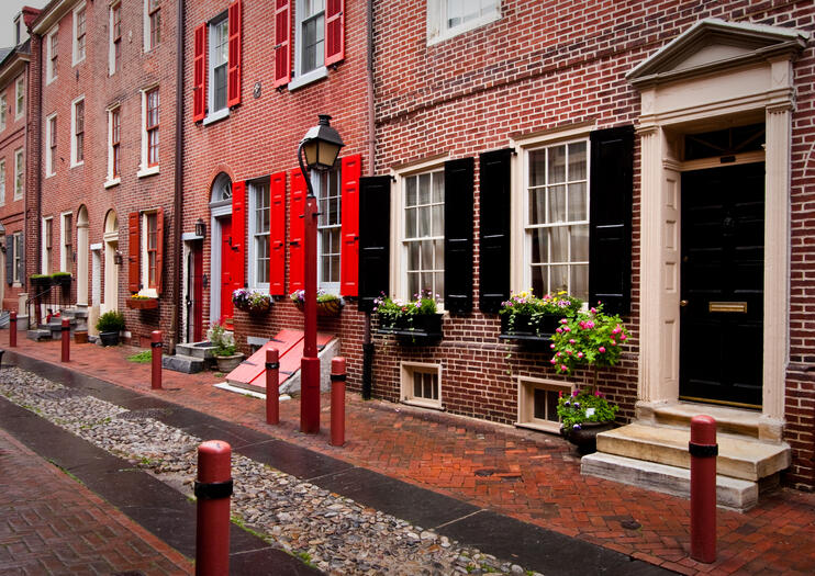 Elfreths Alley Christmas Tour 2020 The 10 Best Elfreth's Alley Tours & Tickets 2020   Philadelphia