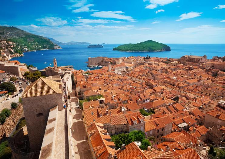 Cidade Antiga de Dubrovnik