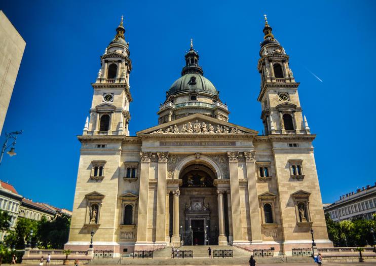 Basílica de San Esteban (Szent Istvan Bazilika)