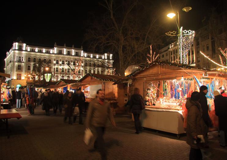 Place Vörösmarty (Vörösmarty ter)