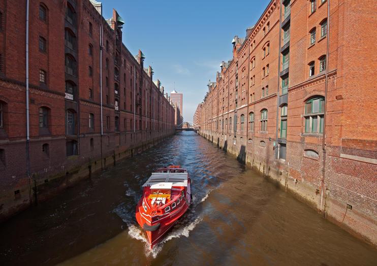 Hamburg Harbor Cruises