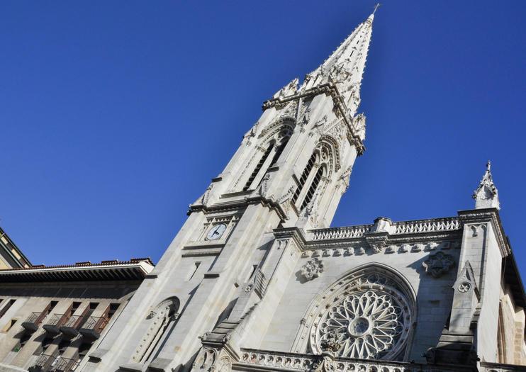 Bilbaos Santiago Kathedrale