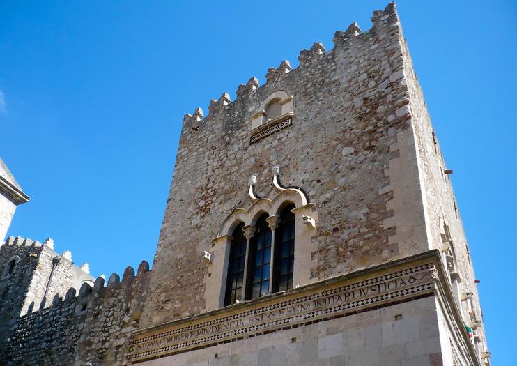 Corvaja Palace (Palazzo Corvaja)