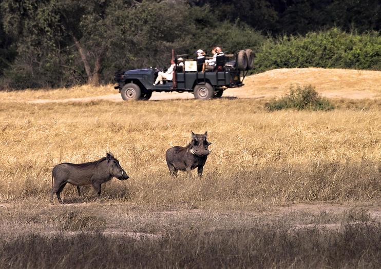 Unterer-Zambezi-Nationalpark