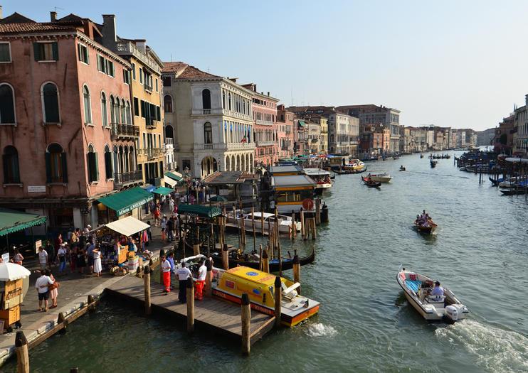 Alla scoperta di Venezia da Milano
