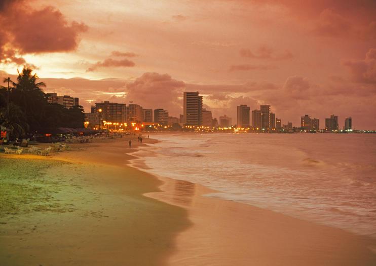 Top Beaches in Fortaleza