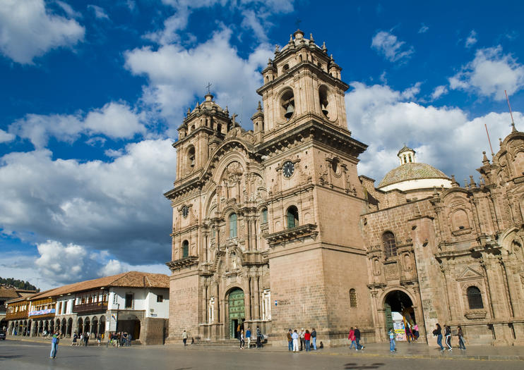 Cusco Historic Center