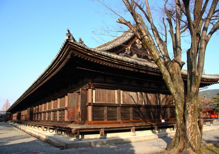 Sanjūsangen-dō Hall