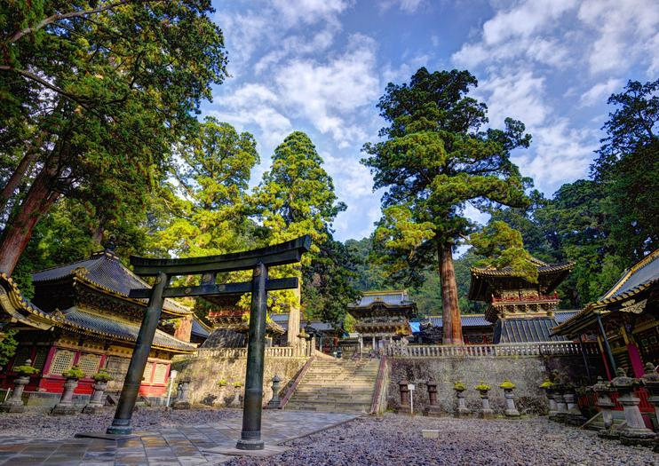 Toshogu Shrine (Nikko Toshogu)