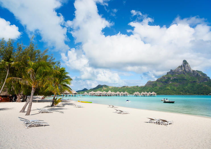 Top Beaches in Tahiti