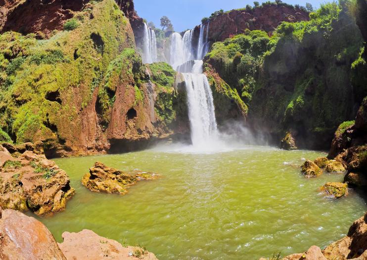 Ouzoud Waterfalls (Cascades d'Ouzoud)