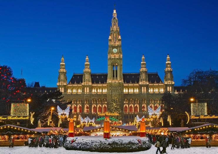 gluhwein mulled wine to enjoy alongside stalls full of handmade gifts and glittering tree ornaments austrias christmas markets are full of charm