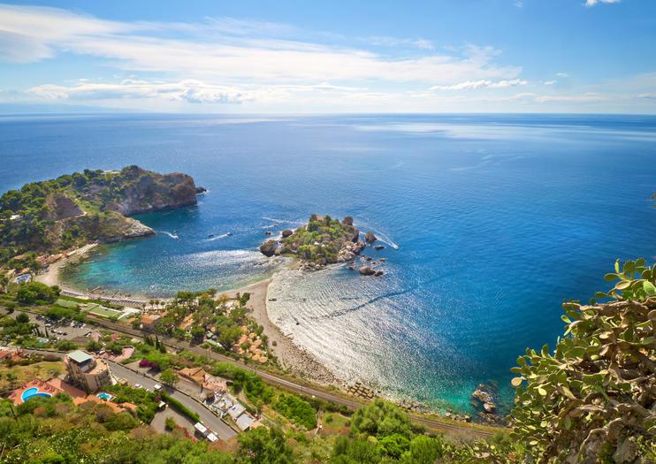 Top Beaches in Taormina