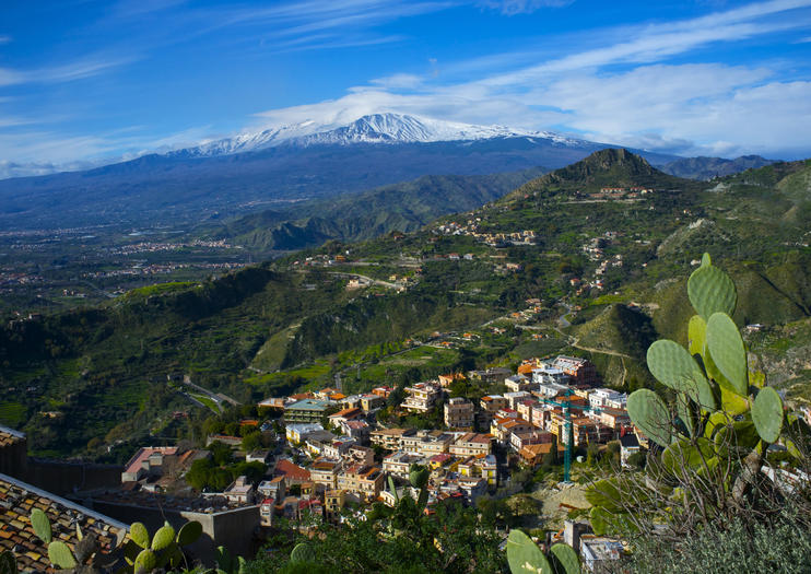 Top Day Trips from Taormina