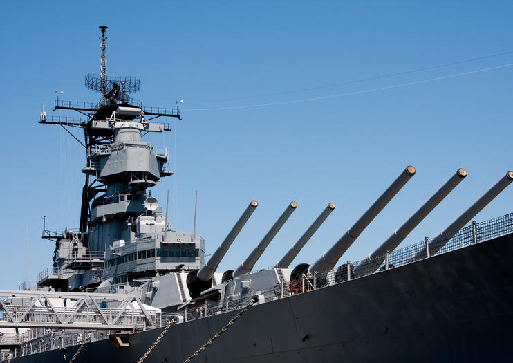 Once Considered The World S Greatest Naval Ship Thanks To Its Ful Weaponry Heavy Armor And Advanced Fire Control Systems Uss Iowa Served