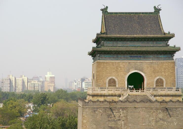 Trommel- und Glockenturm