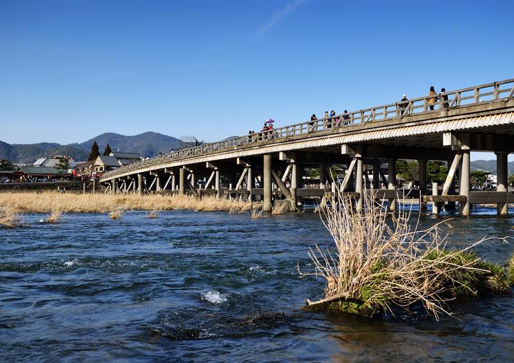 Togetsukyo Brücke
