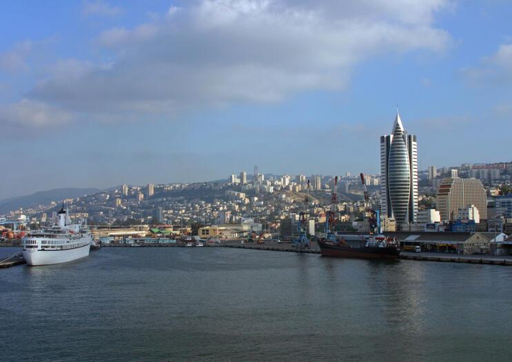Puerto de Cruceros de Haifa