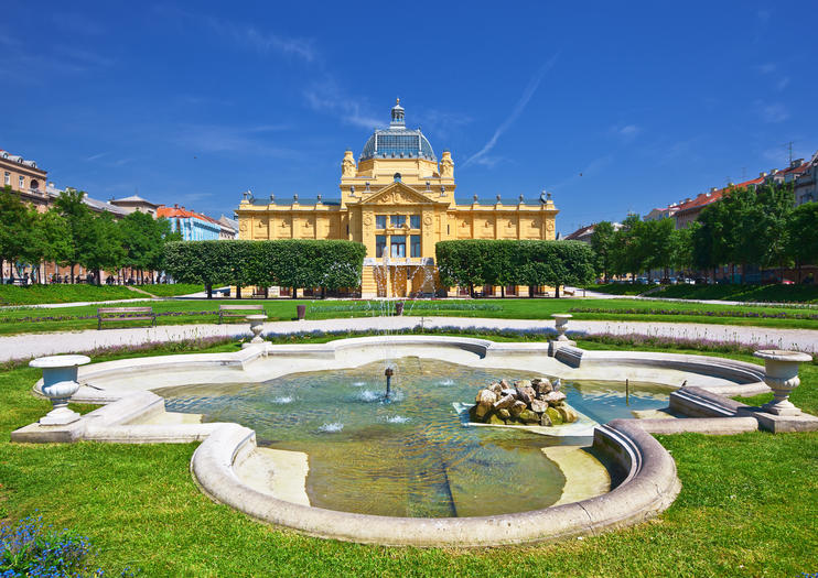 Top Parks and Gardens in Zagreb