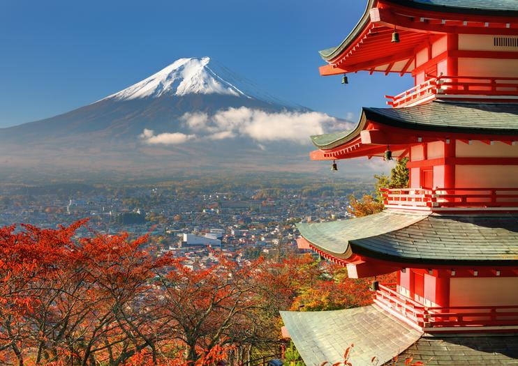 Mt Fuji Tours From Tokyo
