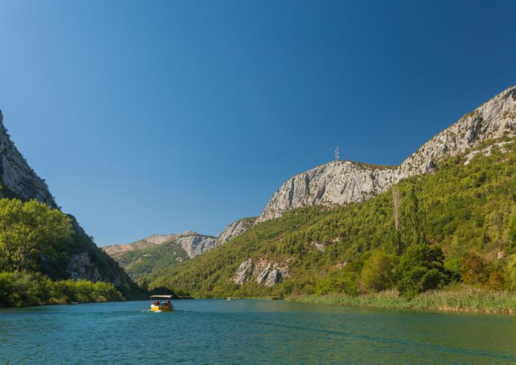 Rivière Cetina