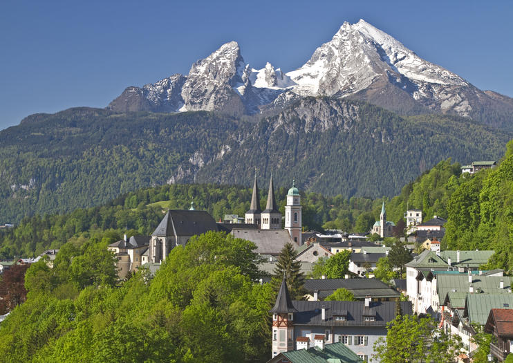 Visiting Eagle's Nest and Berchtesgaden from Salzburg