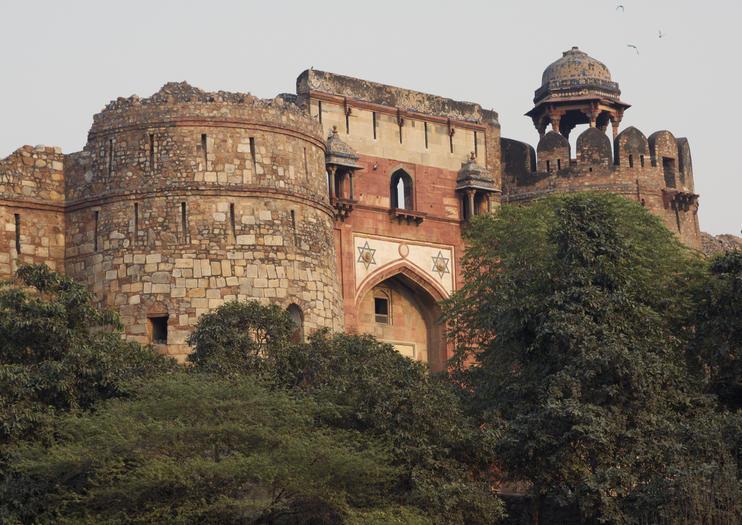 Delhi Old Fort (Purana Qila)