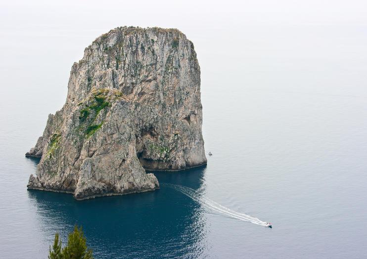 Grotte Bleue de Capri