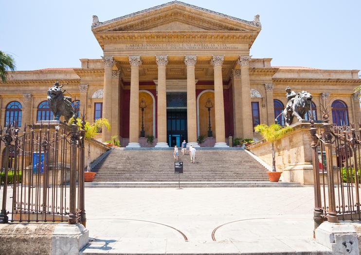 Massimo Opera House (Teatro Massimo)