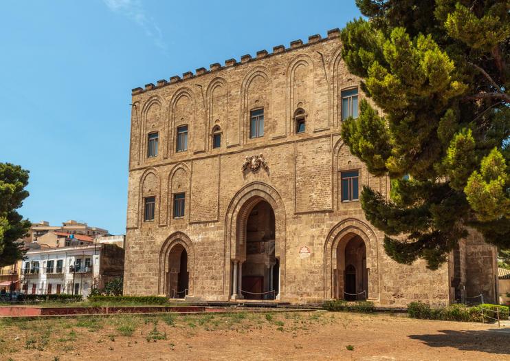 Zisa Castle (Castello della Zisa)