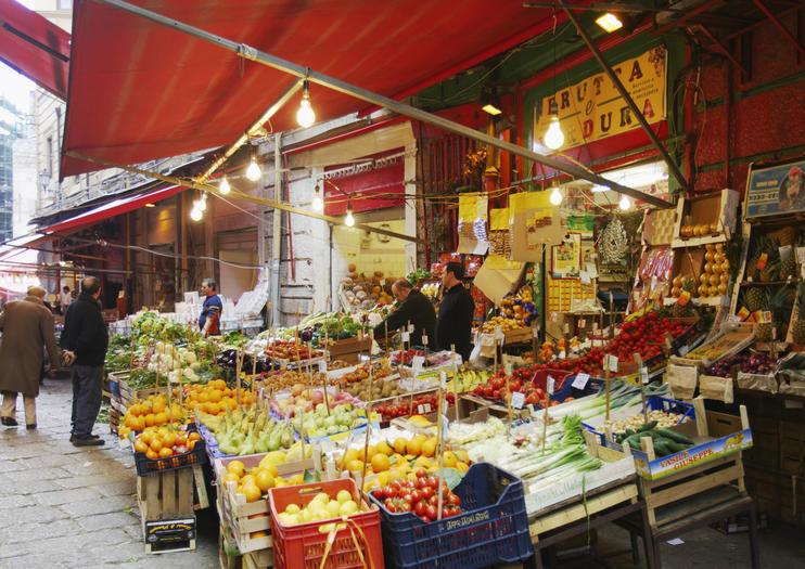 Vucciria Market (La Vucciria)